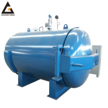 Hydraulic Control Rubber Product Vulcanization Autoclave Chamber