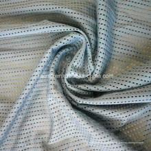 De alta calidad cómoda y transpirable de nylon de malla de tela de malla Lycra