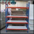 Middle Duty Cold Rolled Steel Storage / Display Shelves