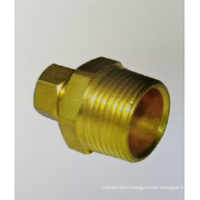 Lead Free Brass Compression X Mip Adapter
