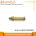 Tembaga Yellow Solenoid Valve Stem Dengan Diameter 10mm