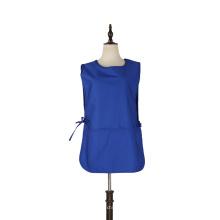 Delantal unisex Cobbler con corbatas ajustables a la cintura Kefei con tres bolsillos delanteros profundos