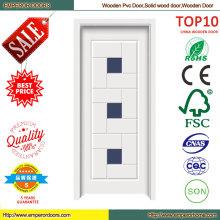 China Top10 Best Price Solid Wood Door