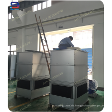 Mini Closed Liquid Steel Gehäuse Kühleinheit für Schmelzofen
