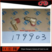 CUMMINS N14 NT855 NH220 Elbow Hose Coupling 179903