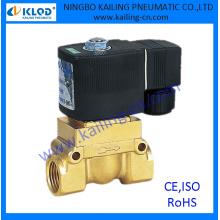 Vanne haute pression et de température pneumatique (KL523)