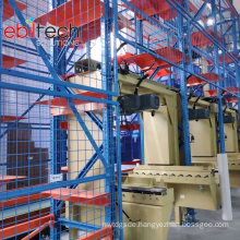 Automatic Pallet Racking System Solution