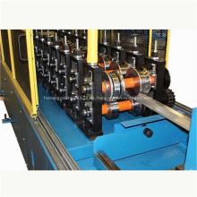 Máquina formadora de rollos con marco de acero de calibre ligero