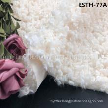 Faux Karakul (Caracul) Sheep Fur Esth-77A
