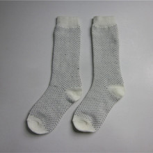 Sesame Seed Knit Socks Atacado