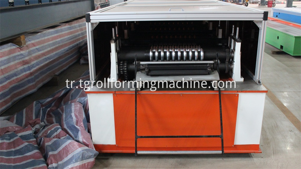 Metal Expanded Wire Mesh Hi-rib Lath Making Machine