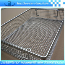 Corrosion-Resisting Stainless Steel Wire Mesh Basket