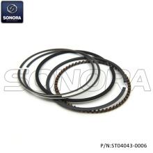 YAMAHA YBR125 Комплект поршневых колец (P / N: ST04043-0006) Высокое качество