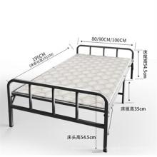 Cama plegable de alta calidad al por mayor portátil de la cama adicional de la pared del hotel
