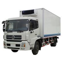 Exportación del motor diesel Dongfeng 5T camión frigorífico