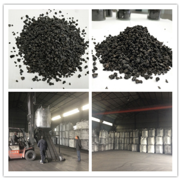 Green petroleum coke specifications