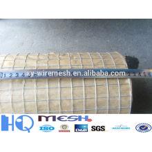 Maillage en fil de maïs / Mesh métallisé soudé (usine de huaming)