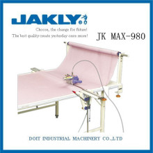 JK MAX-980 With good quality and Steady running Doit Electronic counting cloth cutting machine