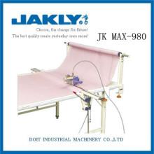JK MAX-980 Com boa qualidade e Steady correndo Doit Eletrônica contando máquina de corte de pano