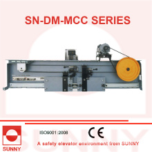 Mitsubishi Type Door Machine 2 Panels Abertura central con inversor Monarch (asíncrono, SN-DM-MCC)
