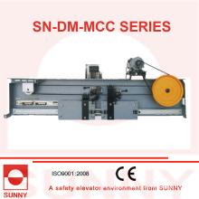 Type de Mitsubishi Door Machine 2 panneaux d'ouverture de centre avec Monarch Inverter (asynchrone, SN-DM-MCC)