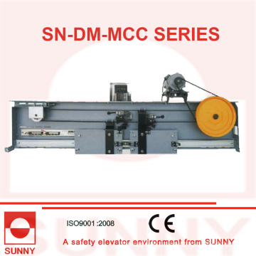 Mitsubishi Type Door Machine 2 Panels Center Opening with Monarch Inverter (asynchronous, SN-DM-MCC)