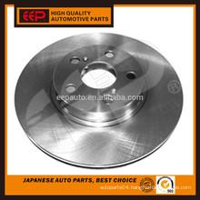 Brake Disc for Toyota ZER142 43512-12710 auto parts