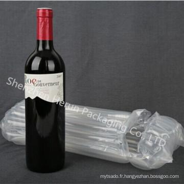 Emballage de bouteille avec Air Bag échantillons gratuits offerts