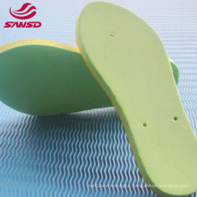 Factory comfortable full length orthotic EVA insole removable insole molded