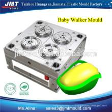 высокое качество пластиковые инъекции плесень смолы игрушка для малыша ходунки