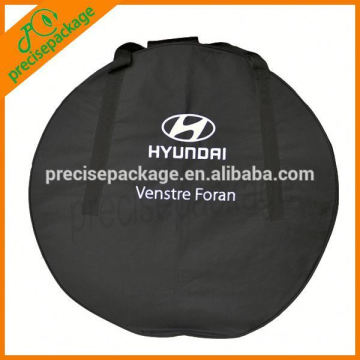 household Custom Logo Printed Tyre Bag for car tires