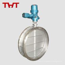Высокая температура дутья клапан-бабочка высокой температуры электромагнитный клапан