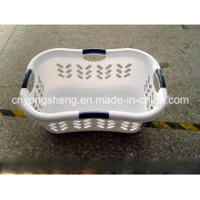 Medium Size Laundry Basket Plastic Mould