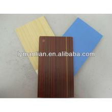 4x8 высококачественный дешевый меламин ламинированная доска