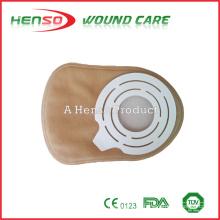 Saco de colostomia descartable HENSO