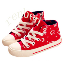 New Arriving Hot Popular Children′s Casual Canvas Shoes