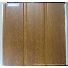 Dreifach-Nuten PVC-Verbundplatte (TKT-54)