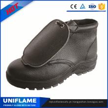 Calçados de segurança de mineração Industrial Workman com Coverufa048