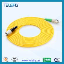FC/APC-FC/Upc Fiber Optic Cable, Simplex