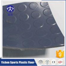 Vinyl Commercial Flooring Cover for Supermarket