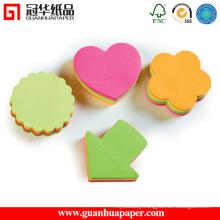 Promotion Sticky Notes Custom Logo Cheap Souvenir Memo Pad