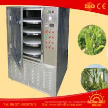 Máquina secadora de la hoja de té de la máquina de sequía
