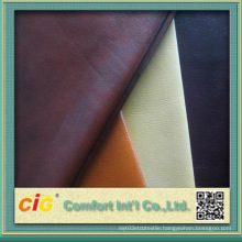 Wet PU Shiny & Printing Leather