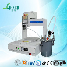 Automatic high precision adhesive dispensing robot
