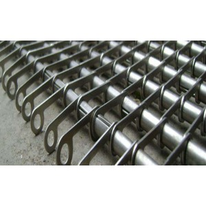 Glasses Type Conveyor Mesh Belt