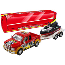 New Friction Toy Tow Truck for Sale