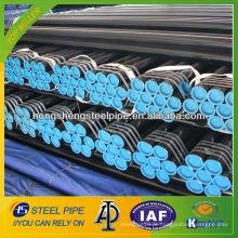 API 5L Gr. X40 tubo de aço carbono / tubo para gás natural e óleo