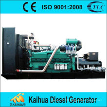 1000kva natural gas powered generators plant