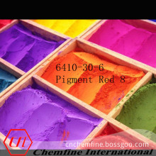 Pigment & Dyestuff [6410-30-6] Pigment Red 8