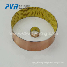 POM Bush Cylindrical,Steel Bearing,Oiles slide plates